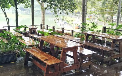 Budaya Coffee Cabin, antara Kopi & Inspirasi
