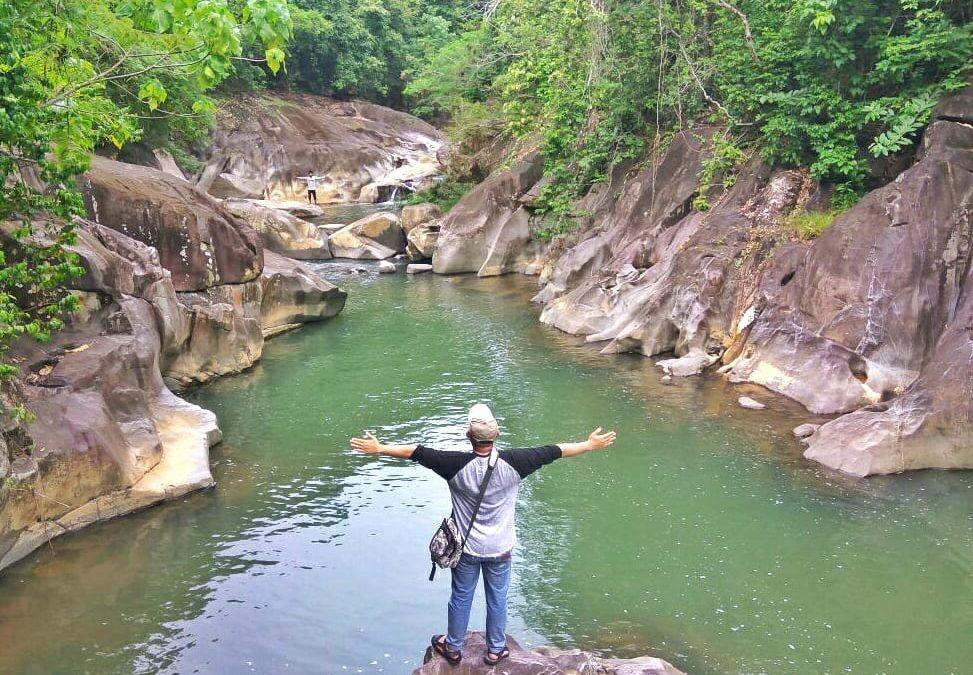 Batee Meuhampa – Hamparan Berbatuan di Krueng No