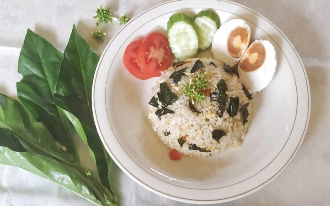 Nasi Goreng Mengkudu, Ternyata Gampang & Enak
