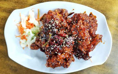 Nyobain Korean Food di MAJ Haji Mahmud Medan