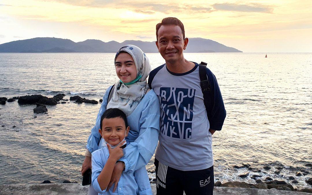 Wisata Sabang Bareng Kak Denisa & Family