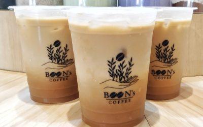Kopi Susu Kelapa ala Boons Coffee Medan